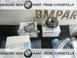 New Genuine Bmw N47 Upper Lower Timing Chain Kit All Set Express Delivery