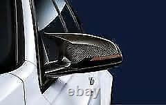 Pair of Genuine BMW Carbon Mirror Caps F80 M3 F82 F83 M4 F87 M2 51142348100 101