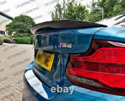 UKCARBON Real Carbon Fibre Rear Boot M Performance Spoiler For BMW 2 Series F22